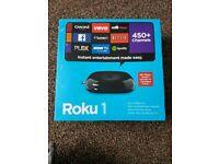 Roku 1 digital tv box