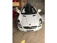 Mercedes ride on sls amg