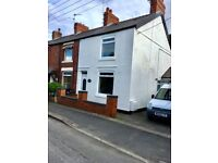 Newly Refurbished 3/4 Bedroom Family Home, Village Road, Northop Hall