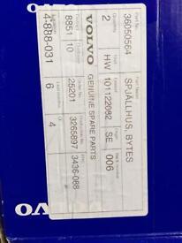 Throttle valve/body volvo 8644345