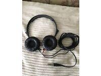 Classic Sennheiser HD 25 SP Headphones