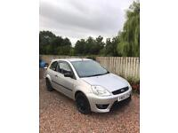 Ford Fiesta 1.6 Zetec S 3dr 05 plate Silver