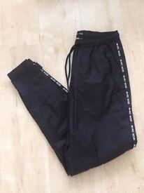M+RC NOIR Track Pants Black S NEW