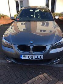 BMW 520D M-Sport Low Mileage FSH 13 months MOT