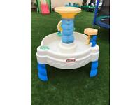 Little tikes play water table