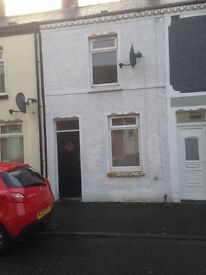 2 Bedroom house to let in Forest Street