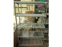 5 Tier shelf unit