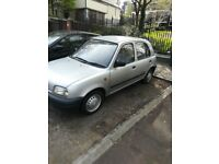 Nissan micra 4 door manuel 5 door manuel start drive good ready to drive 2 lady owner from new cheap