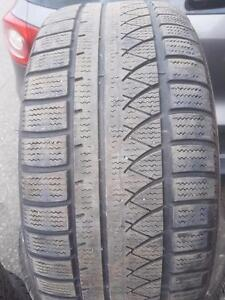 4 PNEUS HIVER - CHAMPIRO 225 45 17 - WINTER TIRES