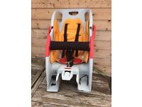 Childs cycle seat