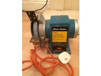 Black & Decker Bench Grinder
