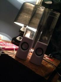 Water speakers / dodworth barnsly