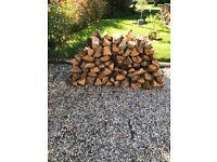 Seasoned oak firewood logs for sale  Norwich, Norfolk