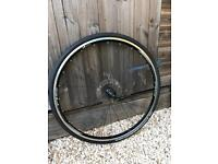 Shimano RS010 wheelset for road bike