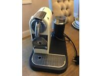 Nespresso Citz Coffee Machine
