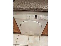 Bosch Exxcel Vented Tumble Dryer