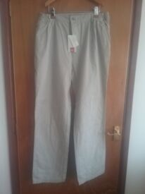 Cotton Traders Trousers - New