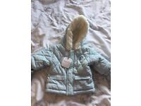Brand new baby boys jacket with tags