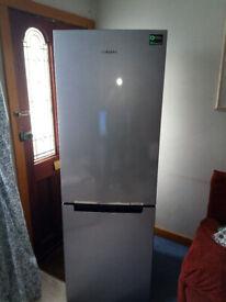SAMSUNG RB29FSRNDSA 70/30 Frost Free Fridge Freezer Silver