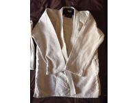 Martial Arts Gi - Jacket, 2x trousers, belt