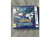Nintendo 3ds/2ds Pokemon Alpha Sapphire, BRAND NEW SEALED