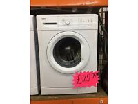 BEKO 6KG A++ 1200 SPIN WASHING MACHINE BRAND NEW IN BOX