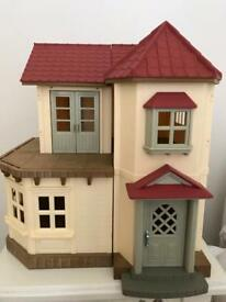 SYLVANIAN FAMILIES - CITY HOUSE