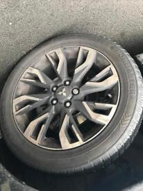 Winter tyres 5-6mm thread 215 55 18 95V