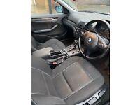 BMW, 3 SERIES, Saloon, 2003, Other, 2171 (cc), 4 doors