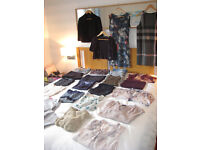 Women's Clothes Bundle Sizes 6, 8 & 10 - collect only