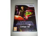 Metroid Other M - Nintendo Wii - PAL