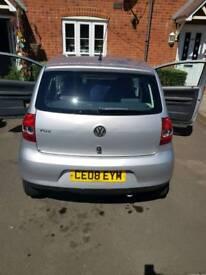 VW Fox 2008 MOT till march 2019 £750 spares or repairs
