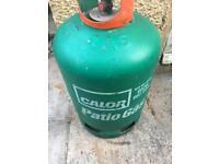 Calor gas patio 13kg bottle full