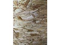 OSB board 18mm. 600x2440