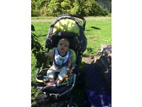 JANE pushchair