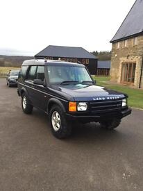 Landrover discovery XS TD5 auto
