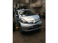 TOYOTA AYGO 1.0 PETROL 3DR BREAKING 2009 FOR SPARES 1X WHEEL NUT
