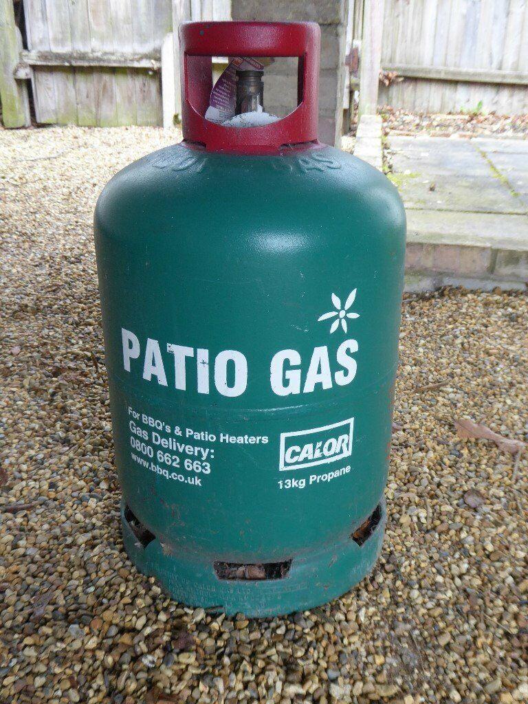 Calor 13Kg propane gas bottle - FULL   in Woodbridge ...