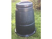 """Composter"" - large outdoor compost bin"