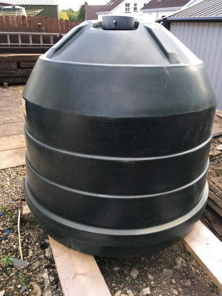 Oil Tank In Great Condition