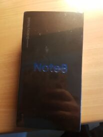 Samsung galxy note 8, 64gb, maple gold