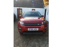Land Rover, DISCOVERY SPORT, Estate, 2015, Manual, 1999 (cc), 5 doors