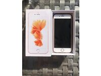 iPhone 6S 16GB with original box and phone case