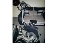 Reebok Exercise Bike!