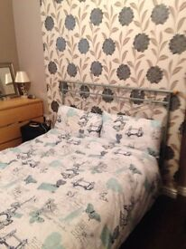2 bed fully furnished flat available 1st july