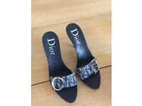 Dior heels brand new were £399 size 7