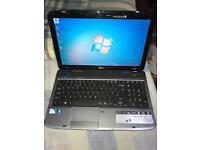 Acer Aspire 5738Z Fast Laptop