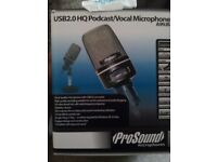Desktop Dynamic USB Microphone