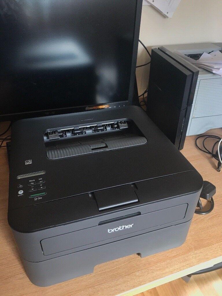Brother HL-L2365DW wireless laser printer
