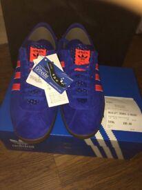 Adidas Dublin UK SIZE 10 *RARE*